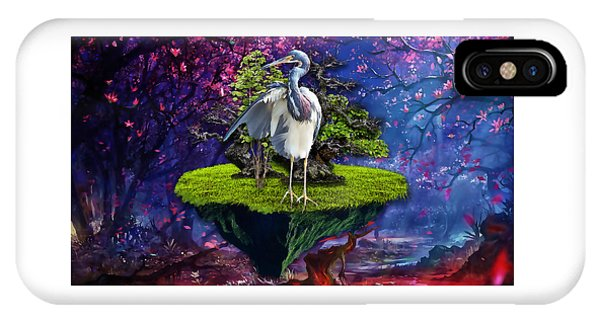 Heron iPhone Case - Elevate by Marvin Blaine