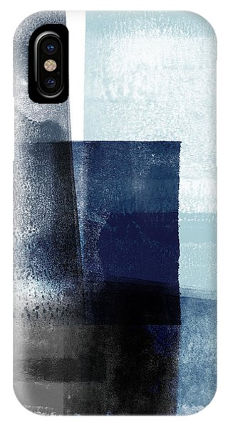 For iPhone Case - Mestro 4- Abstract Art By Linda Woods by Linda Woods
