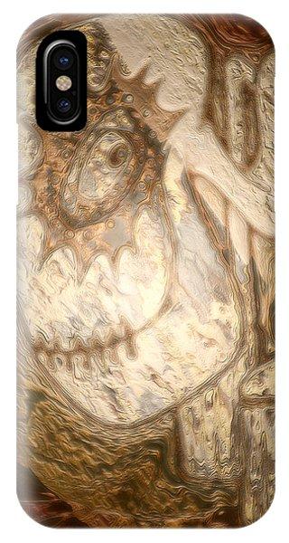 Metallic Ganix IPhone Case
