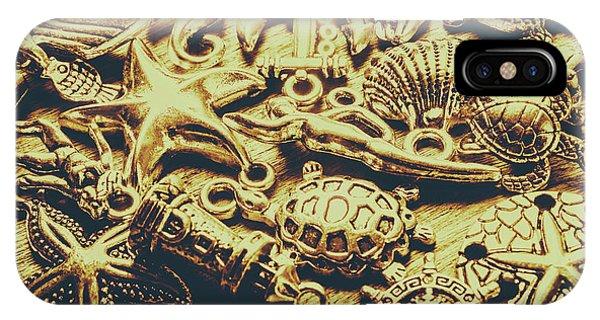 Motif iPhone Case - Metallic Marine Scene by Jorgo Photography - Wall Art Gallery