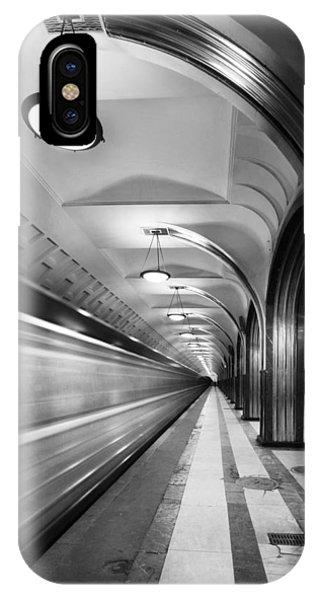 Metro #5147 IPhone Case