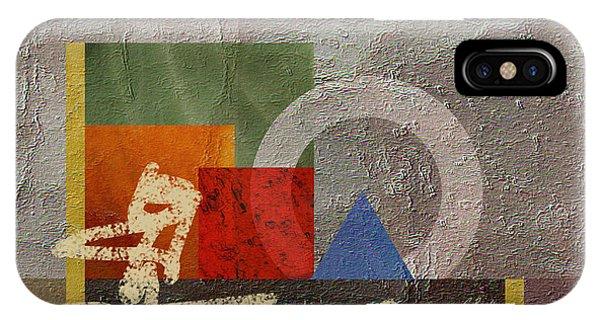 Texture iPhone Case - Metro by Gordon Beck