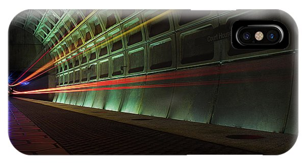 Metro Lights IPhone Case