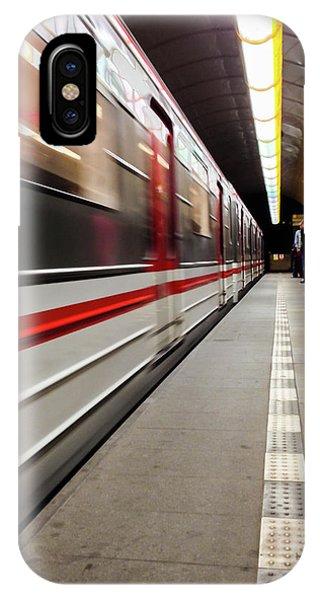Metroland IPhone Case