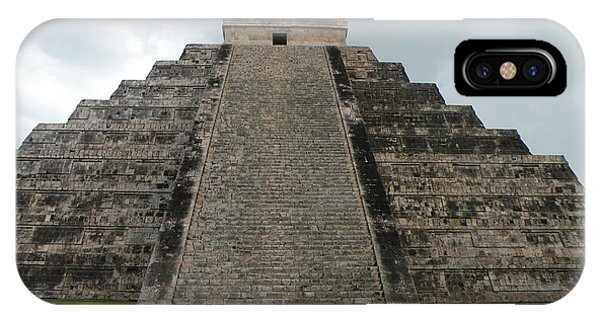 Mexico Chichen Itza IPhone Case