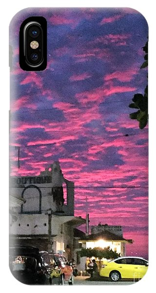 Mexico Memories 1 IPhone Case