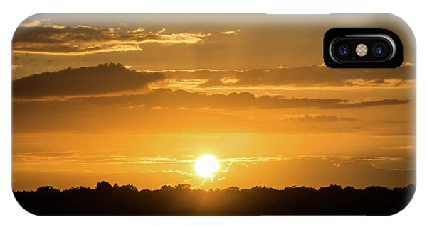 Mexico Sunset IPhone Case