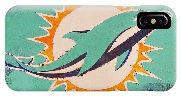 Miami Dolphins IPhone Case