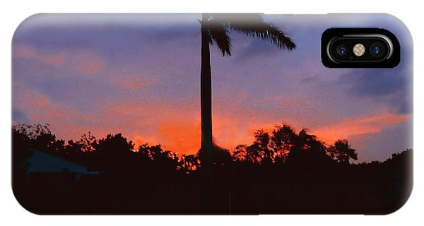 Miami Sunset IPhone Case