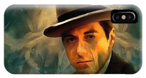 Michael Corleone IPhone Case