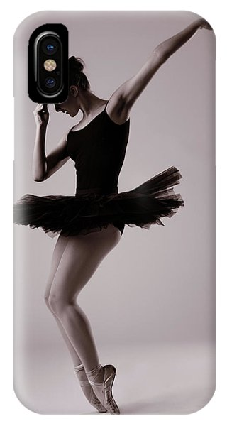 Michael On Pointe IPhone Case
