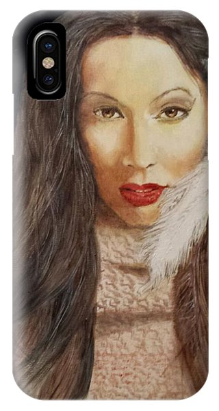 Michal No.2 IPhone Case