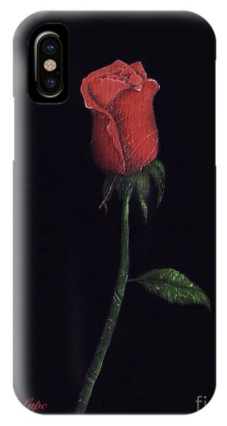 The Perfect Rose 2 IPhone Case