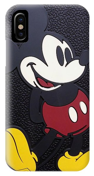 iPhone Case - Mickey Mat by Rob Hans