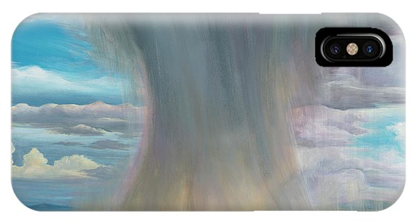 Microburst IPhone Case