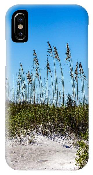 Mid Day Dunes IPhone Case