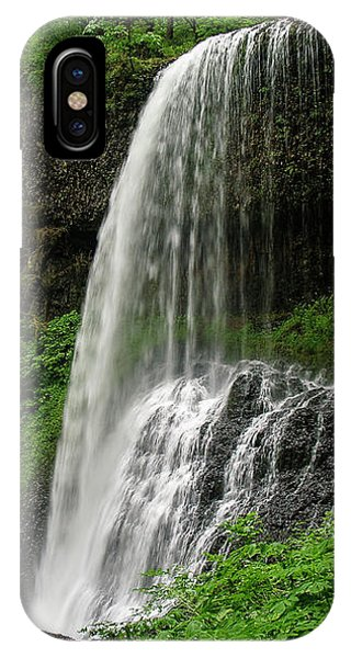 Middle Falls IPhone Case