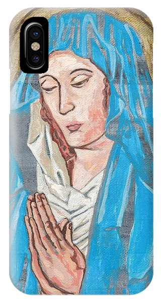IPhone Case featuring the painting Midieval I by Janelle Dey