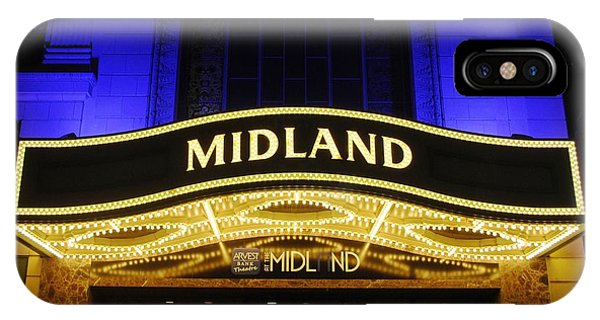 Midland Theater IPhone Case