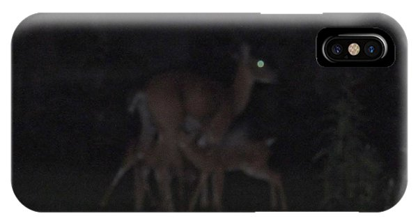 iPhone Case - Midnight Feeding by Red Cross