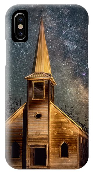 IPhone Case featuring the photograph Midnight Grove by Darren White