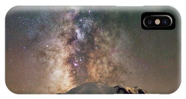 Midnight Hike  IPhone Case
