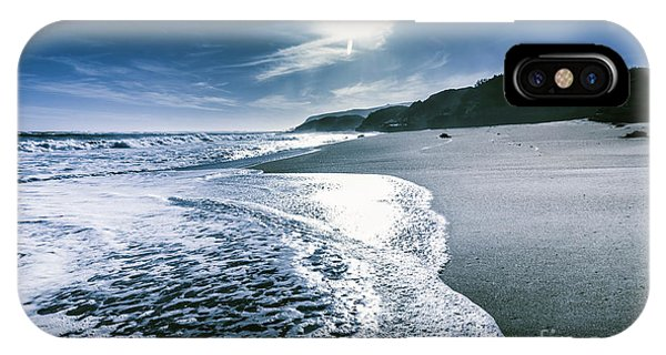 Midnight Ocean Fine Artwork IPhone Case