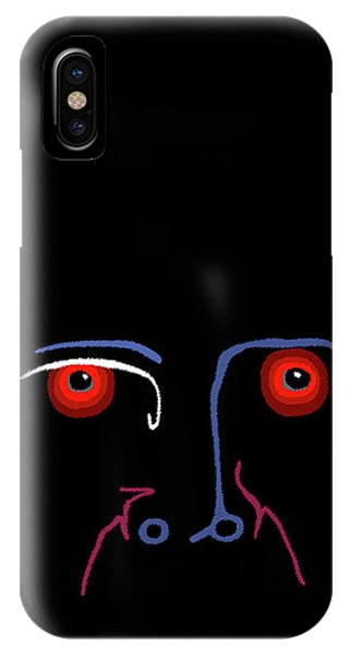 Midnight Rage IPhone Case