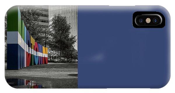 Midtown Atlanta IPhone Case