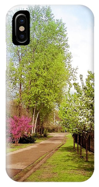 Midtown Greenway Spring In Minneapolis IPhone Case