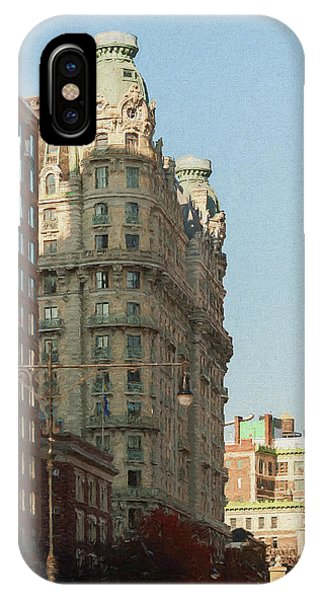 Midtown Manhattan Apartments IPhone Case