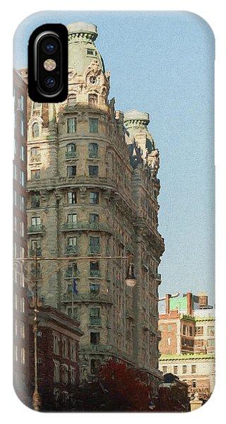 Midtown Manhattan Apartments IPhone Case