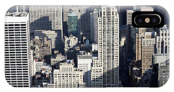 Midtown Manhattan IPhone Case