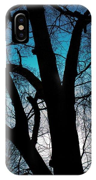 Might Oak 16x20 IPhone Case