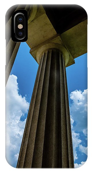 Mighty Columns  IPhone Case