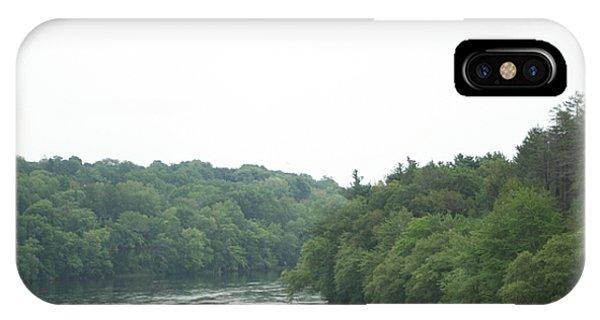 Mighty Merrimack River IPhone Case