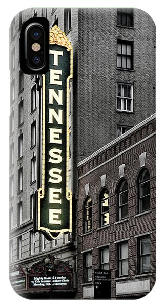 Mighty Tennessee IPhone Case