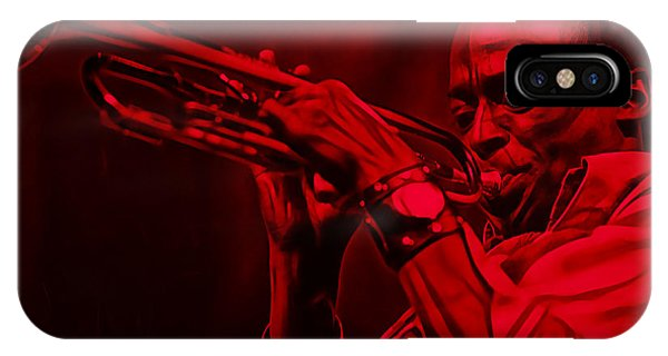 Miles Davis Collection IPhone Case