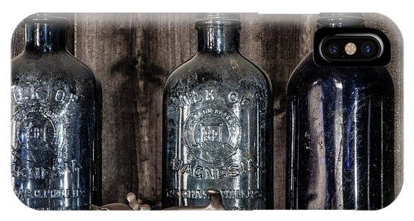 Milk Of Magnesia Bottles IPhone Case