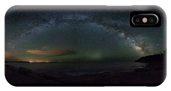 Milky Way Arch IPhone Case