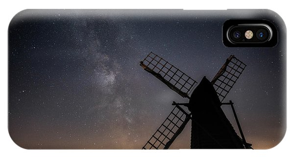 IPhone Case featuring the photograph Milky Way At Wicken by James Billings