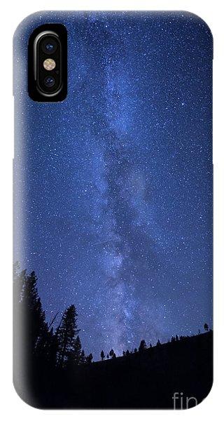 Astro iPhone Case - Milky Way Galaxy by Juli Scalzi