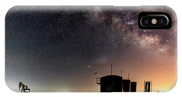 Milky Way Lease IPhone Case