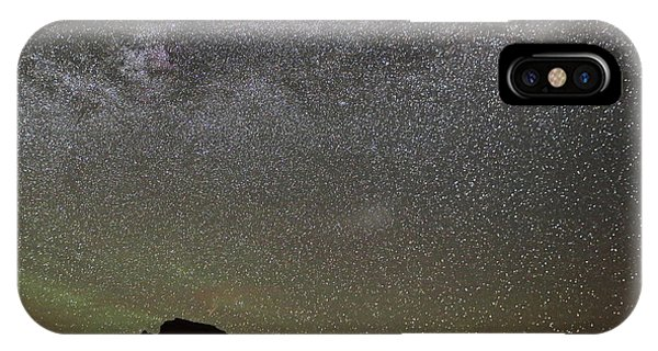 Milky Way Monuments IPhone Case