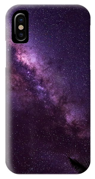 Milky Way Over Mission Beach Vertical IPhone Case