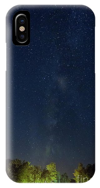 Milky Way Over Vic's Phone Case by Butch Lombardi