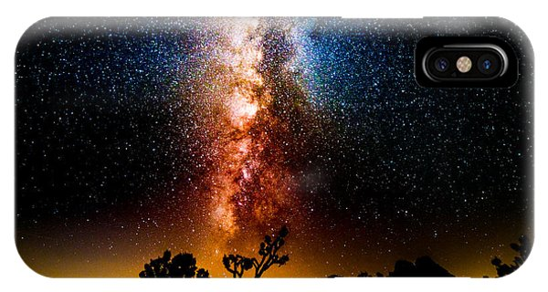 Milkyway Explosion IPhone Case