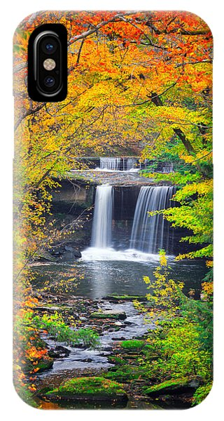 Mill Creek Fall  IPhone Case
