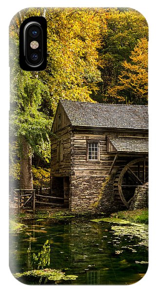 Mill Pond IPhone Case
