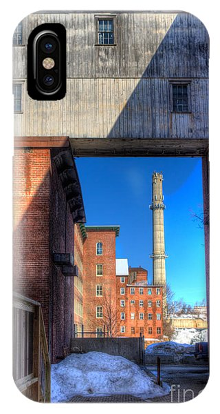Mill Yard IPhone Case